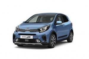 Kia Picanto Luxe 1,2 AT (84 лс)