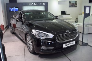 KIA Quoris Premium 3,8 AT (290 лс)