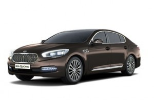 Kia Quoris Premium 5,0 AT (424 лс)