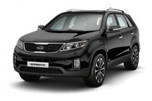 Kia Sorento Luxe 2,2 AT (197 лс)