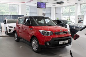 Kia Soul Luxe 2,0 AT (150 лс)