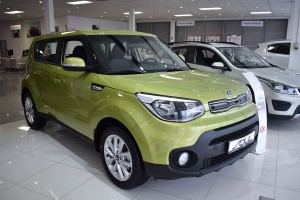Kia Soul Luxe 1,6 AT (132 лс)