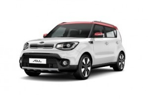 Kia Soul Luxe RED Line 2,0 AT (150 лс)