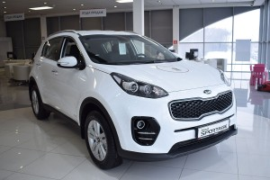 Kia Sportage Luxe 2,0 AT (150 лс)