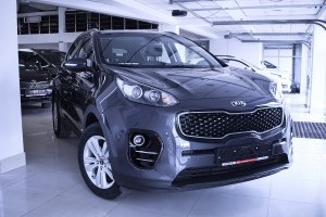 Kia Sportage Comfort 2,0 AT (150 лс)