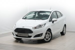 FORD FIESTA 1,6 AT (120 лс)