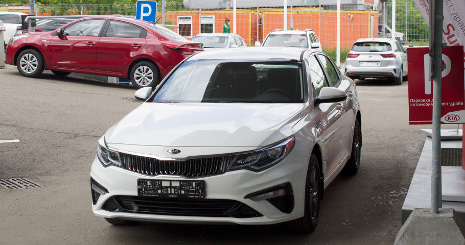 KIA Optima 2,0 AT (150 лс)